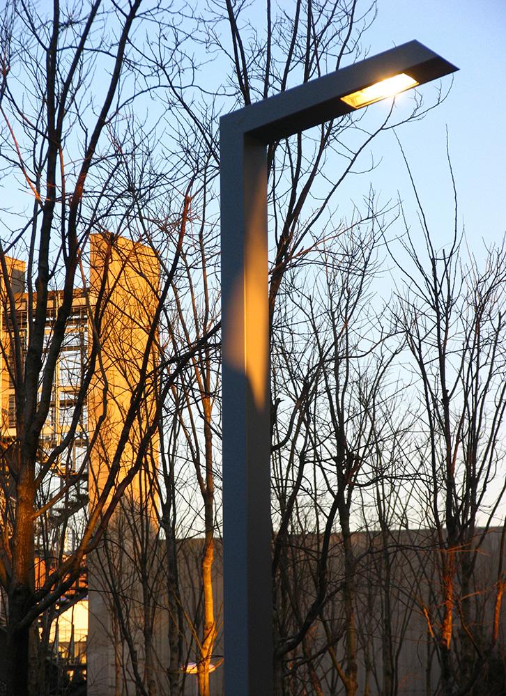 Santa cole 108 urban design streetlamp all urban - Santa cole iluminacion ...