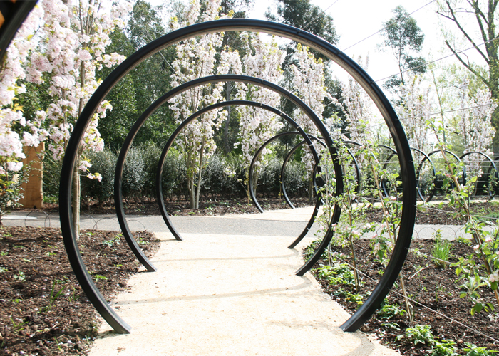 Bespoke Projects - Kew Gardens - Fruit Hoop