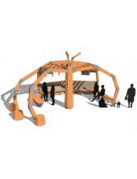 Handspring Design Spider Shelter