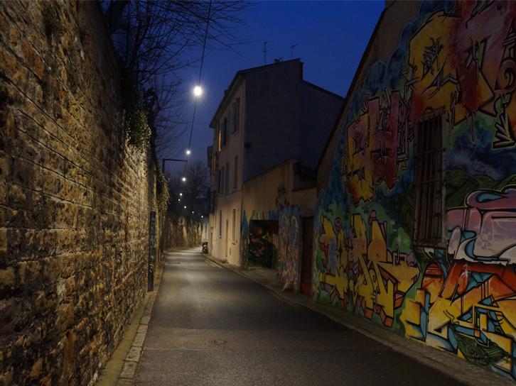 LEC Lyon - Soulary-catenary-light