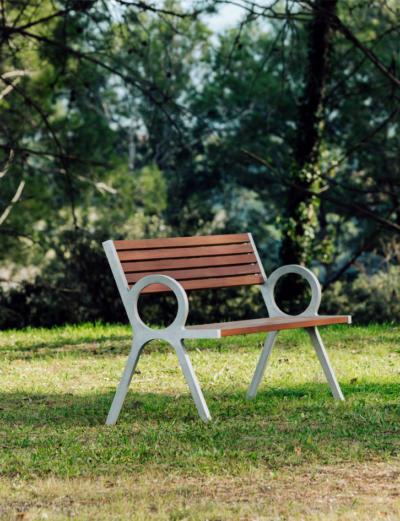 Urbidermis - Perisphere bench featured image 2