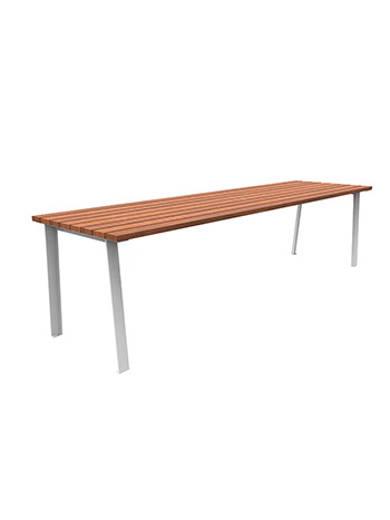 Harpo Outdoor Table by Urbidermis Santa & Cole