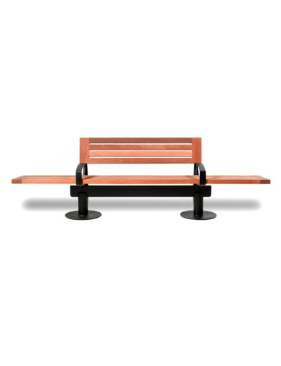 Santa & Cole Urbidermis - Nu bench