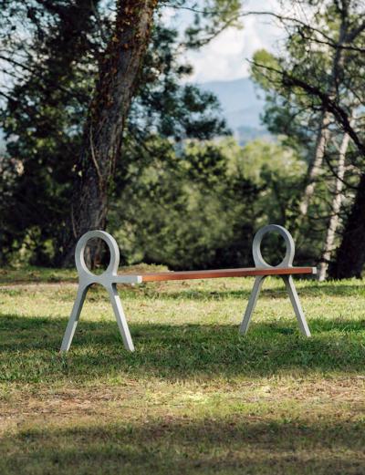 Urbidermis PeriSphere Banquette street bench