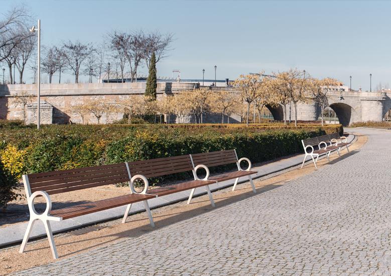 Urbidermis - PeriSphere benches low res