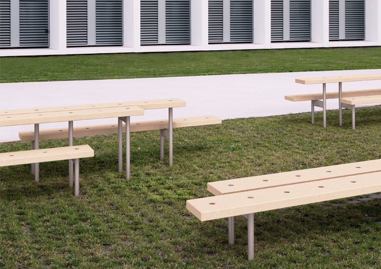 Urbidermis Rai bench