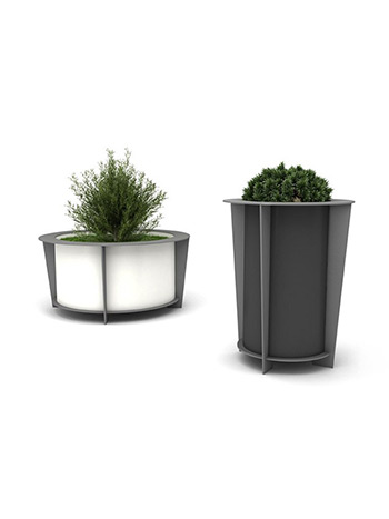 Babel planter by LAB23
