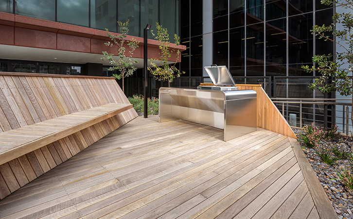 Single Bench by Christie