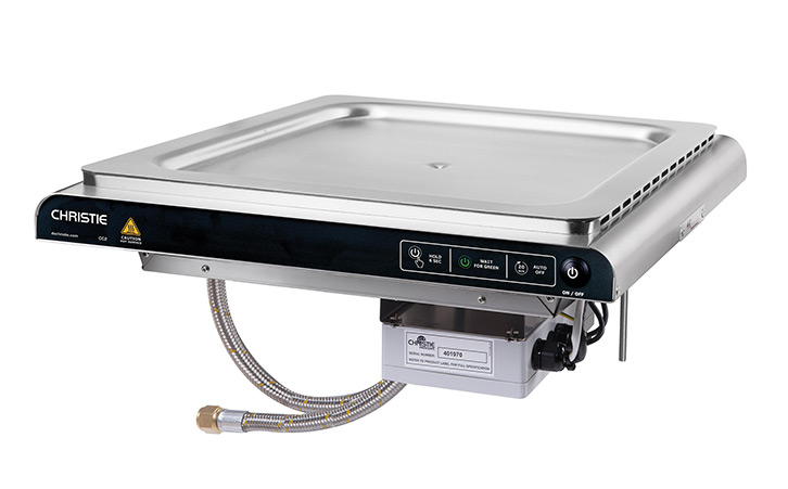 Electric Cooktops by Christie