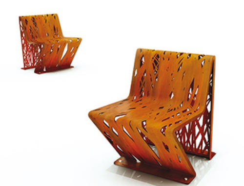 Crossed Chair by LAB23