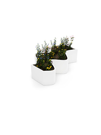 Curly Planter by LAB23