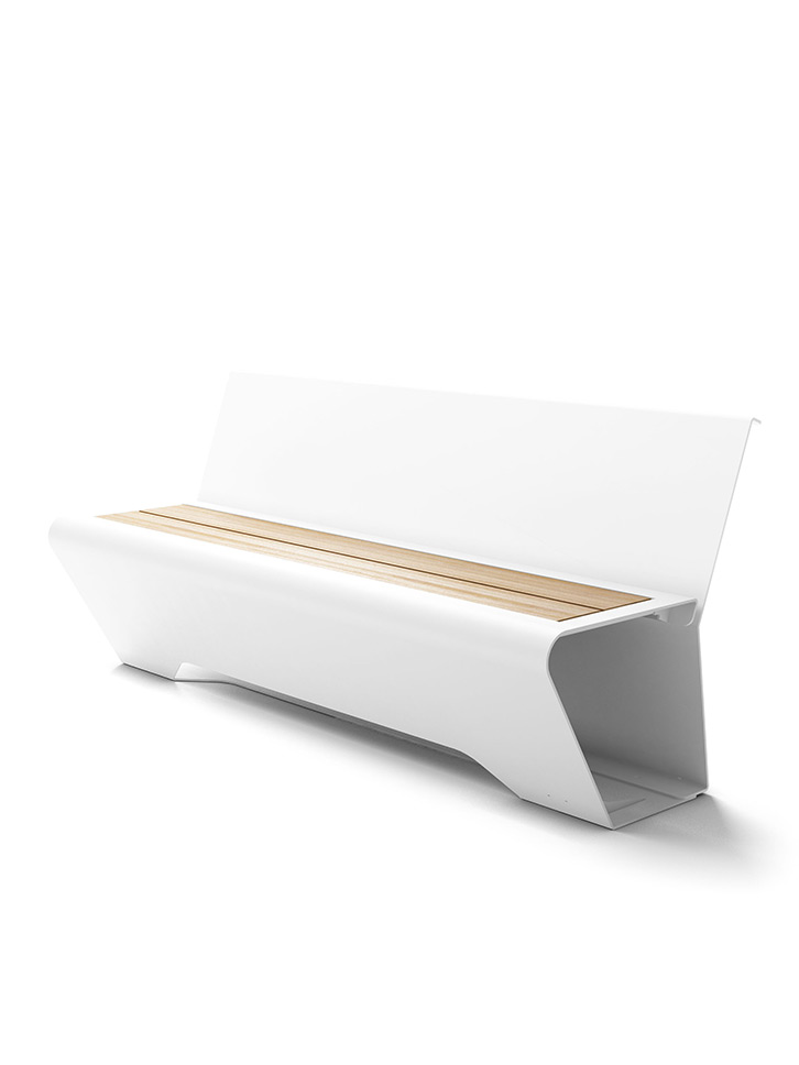 Horizon Bench WPC by LAB23