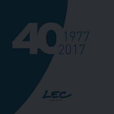 LEC celebrating 40 years 1977-2017
