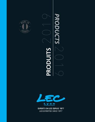 LEC Product Catalogue