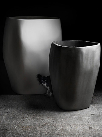 Monolith - Concrete-vase