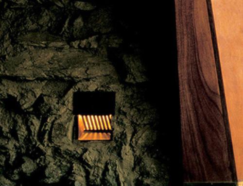 Rodes Recessed Wall Light by Urbidermis Santa & Cole
