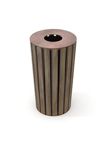 Wood Bin by LAB23